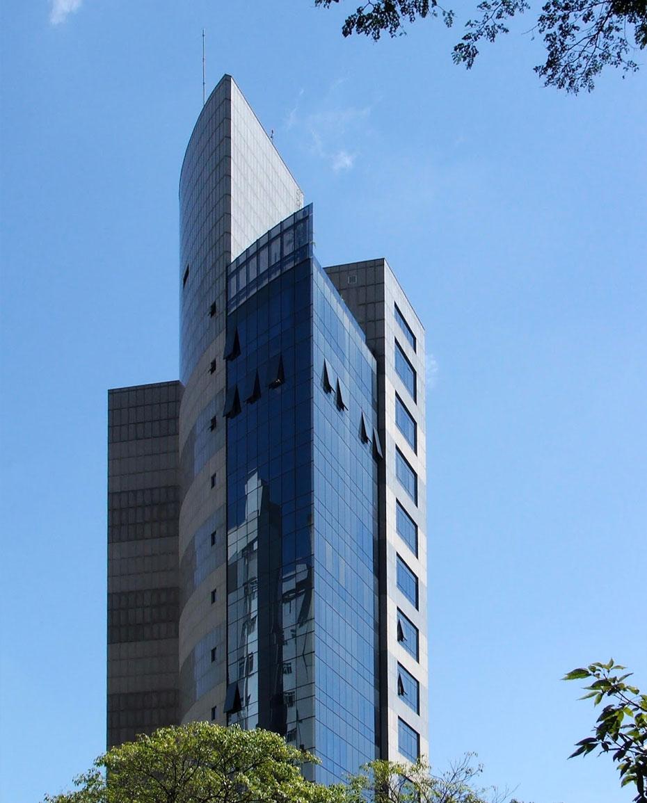 Edifício da Clínica Dr. Eduardo Braz